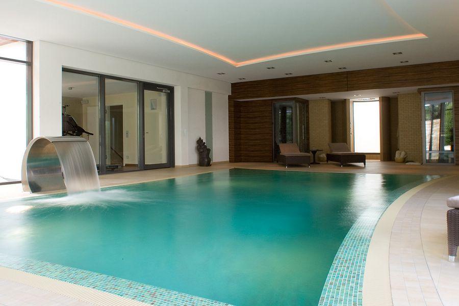 swimmingpool design ideen flachen, bis ins detail durchdacht: swimmingpool-planung - ssf.pools, Design ideen