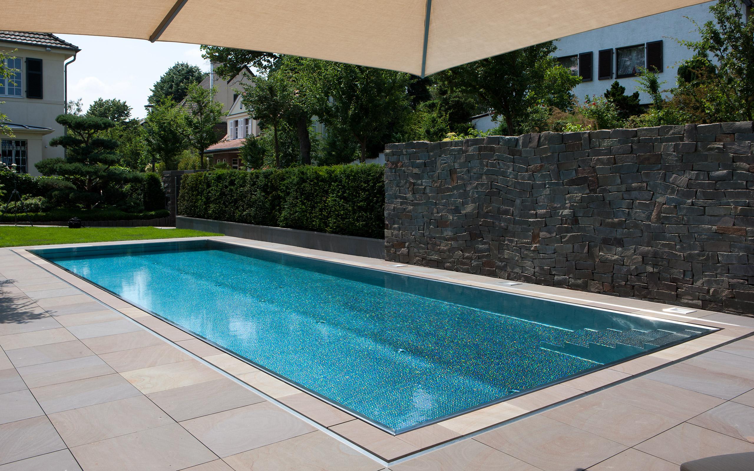 Spa f r gro und klein for Inbouw zwembad compleet
