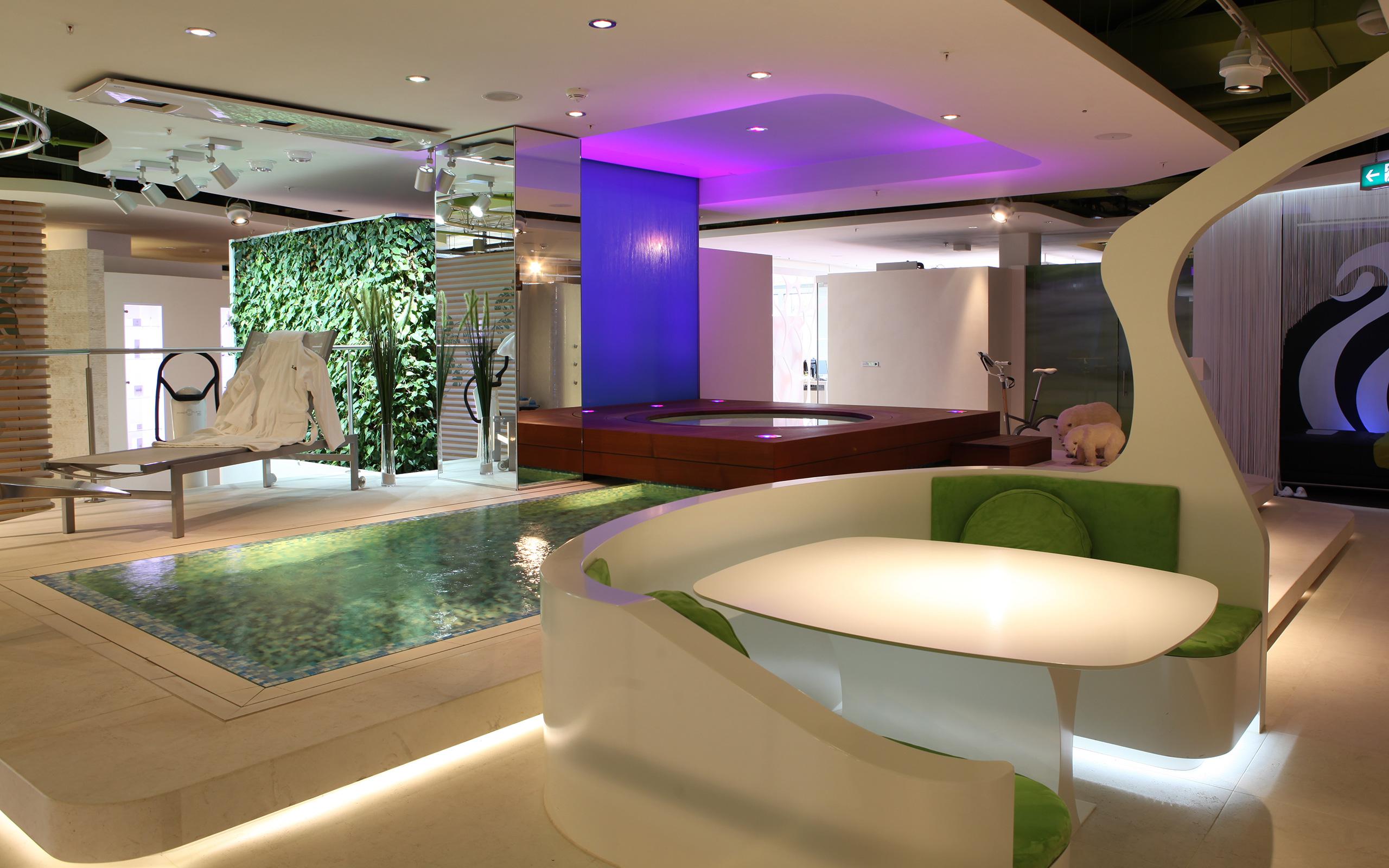 schwimmbad und pool ausstellung in der schweiz ssf pools. Black Bedroom Furniture Sets. Home Design Ideas